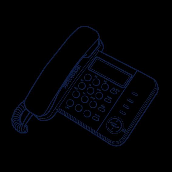 panasonic pots phone
